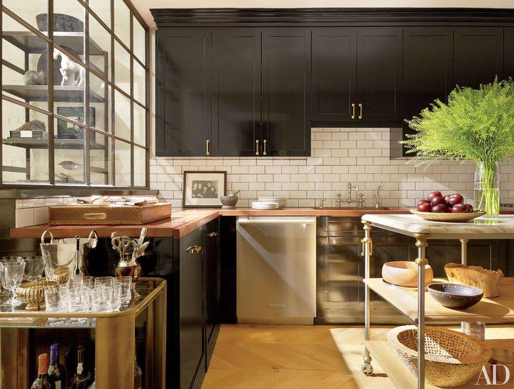 Kitchen Remodel: Glamour.com