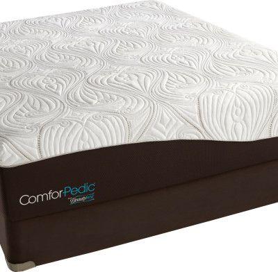 2013-Comforpedic-High-End-Restored-Comfort-Luxury-Plush-Mattress