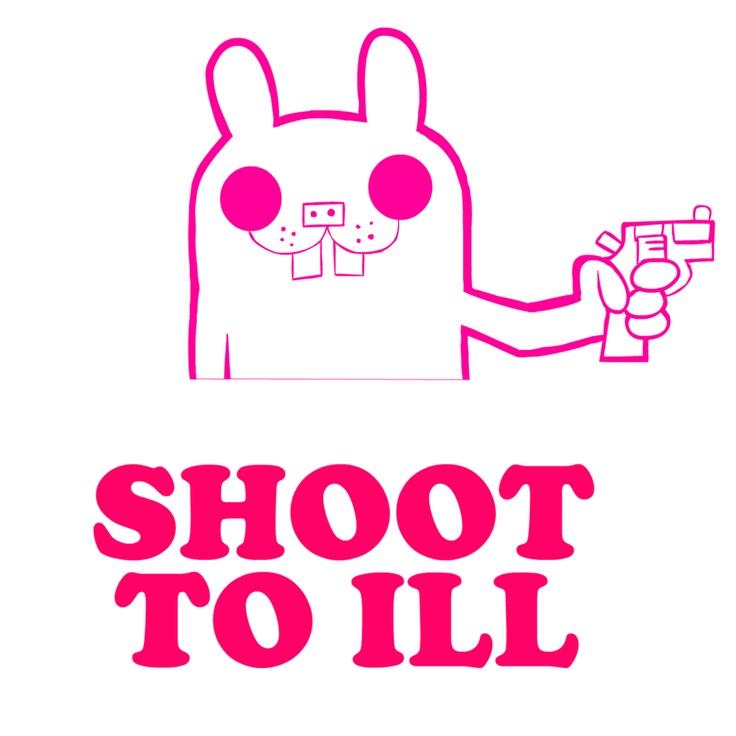 Shoot To Ill 2d Shirt Logo Gorillaz Pinterest