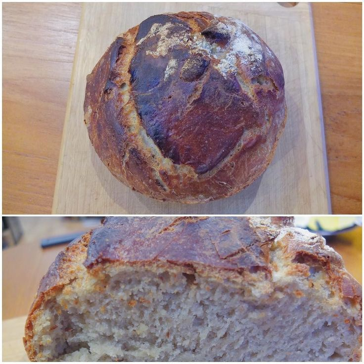 A crusty pain rustique to see us through the long weekend! #MangiaBene #TalesFromNW #HomeMade