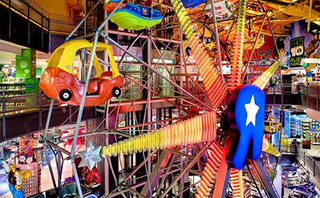 Top Toy Stores in New York City for Kids – Collectibles, Video Games, Holiday Shopping in NYC / nycgo.com