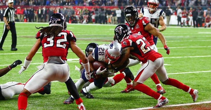 Falcons vs. Patriots 2017: Start time, TV schedule for 'Sunday Night Football'