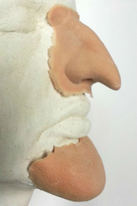 Witch Nose OR Chin Foam Latex Prosthetic