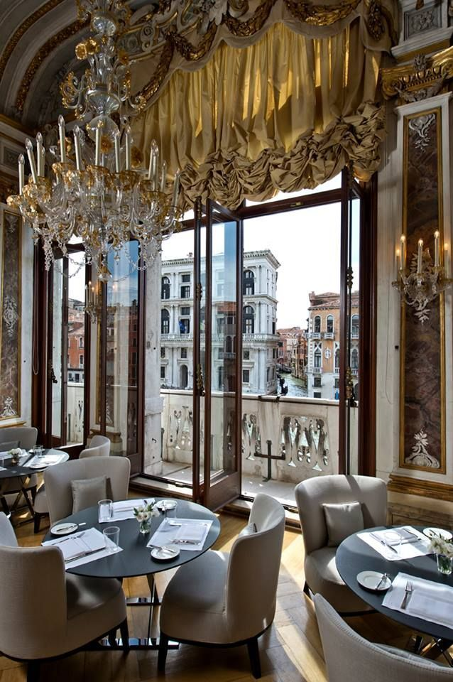 Italian Food On The Go Luxury Restaurant Venezia Hotel Venice