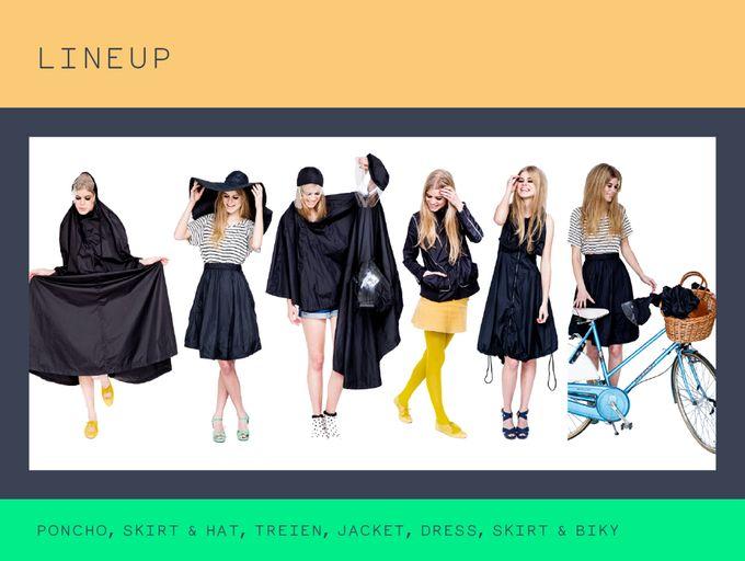 Takaokami - Rainwear for the urban life style by Emma Jorn —Kickstarter