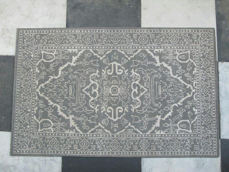 Persian design zero pile