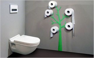 Tof idee voor WC-rollen
