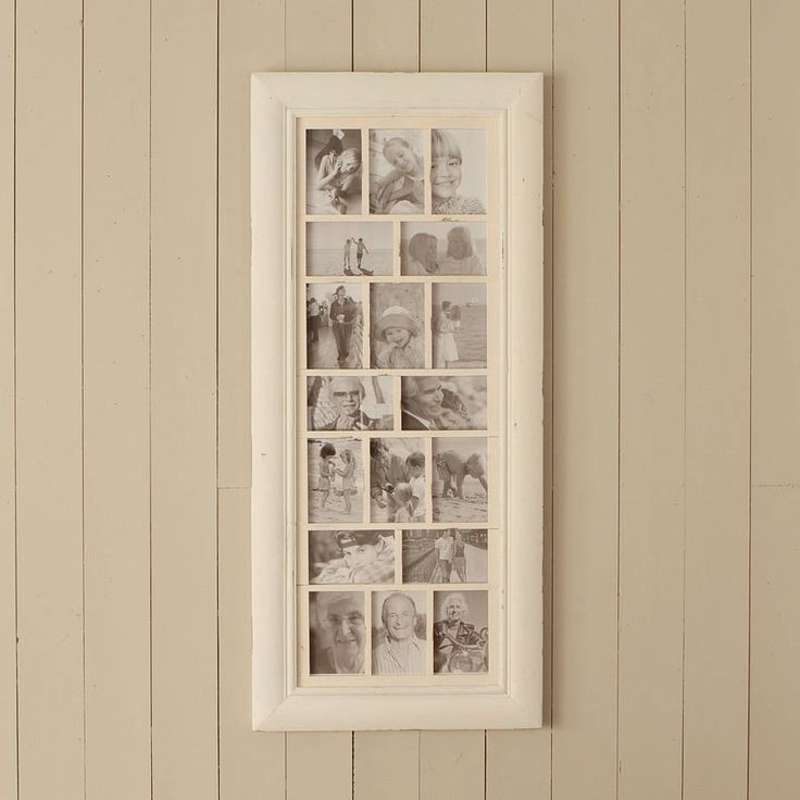 mixed multi photo frame by one world trading company | notonthehighstreet.com