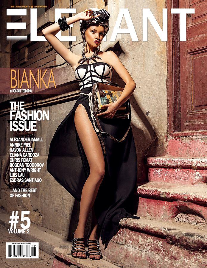 New cover for Elegant Magazine photographer Bogdan Teodorov Fashion stylist : Ecaterina Colasiz Outfits: WAG.NO Model: Bianka - Max1 Models Agency  Romanian fashion photographer www.bogdanteodorov.com