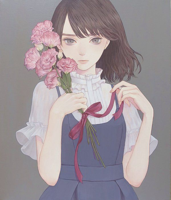 紺野真弓 4/12-17個展(@konnomym)さん   Twitterの画像/動画