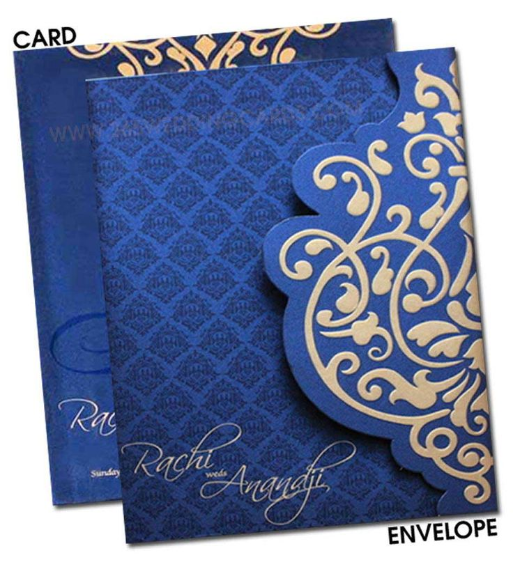 25 Best Ideas About Wedding Card Design On Pinterest