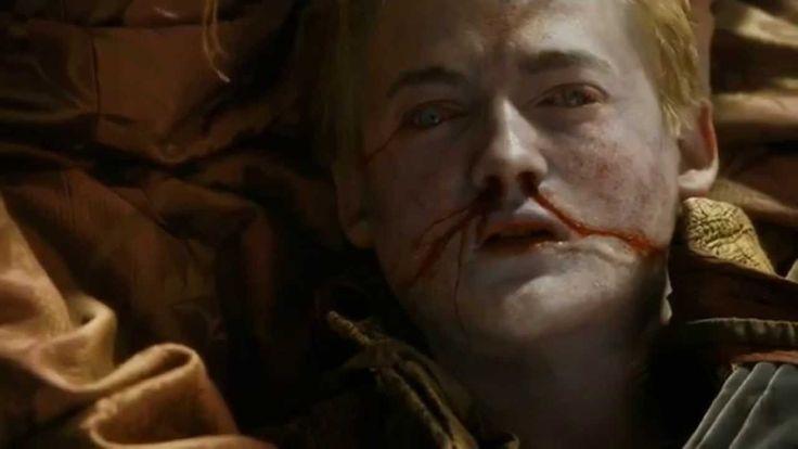 """Game Of Thrones 4x02 The Purple Wedding - """"Joffrey Death Scene"""" """"Joffrey's Death"""""""
