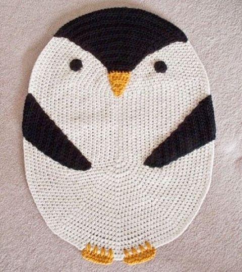 mommodesign - Play Your Design @mommodesign Crochet penguin r...Instagram photo   Websta (Webstagram)