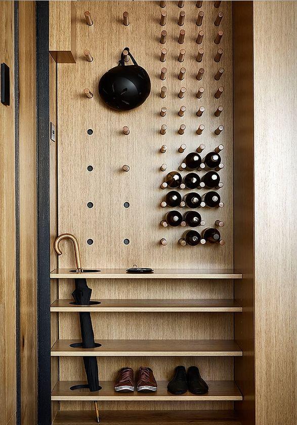 Un mini appartement astucieux par Tsai Design – PLANETE DECO a homes world