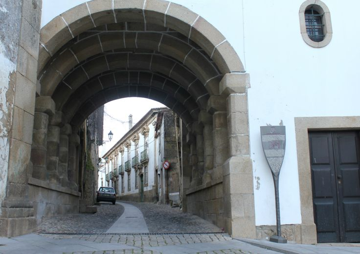 Casa do Arco do Bispo, Castelo Branco, Portugal