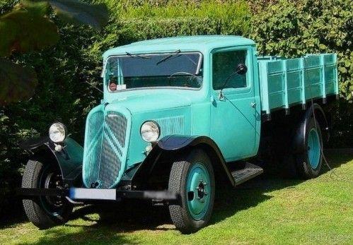 Les vieux de la vieille. - Citroën Type 23 ou… - Berliet: de… - Le blog du lignard