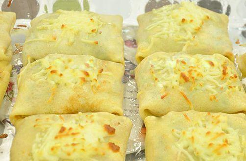 Tavuklu Bohça Kebabı Tarifi;  http://oktayustam.com/tarifler/31424-tavuklu_bohca_kebabi_tarifi.html