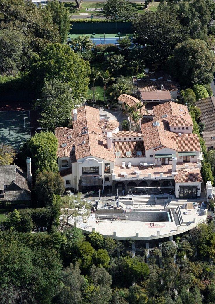 La maison avec terrasse XXL de Bill Cosby