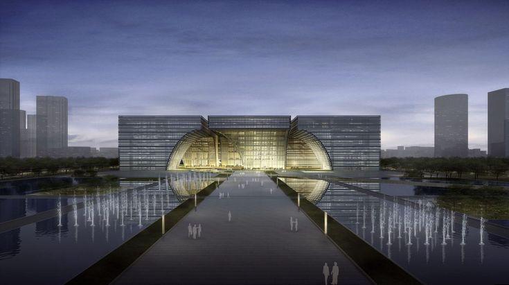 Gallery of Changzhou Culture Center / gmp Architekten - 5