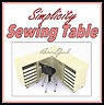 Amazing Sewing Craft & Professional Business Cutting Quilting Tables & Storage!!! BUY IT NOW on ebay!!! I have many listings under BonEful Table, Check out & Share with your friends, the Combinations & Options, There are MANY Customized to fit your work space!!! Thanks~ Bonnie 616-855-1536 if you need help.