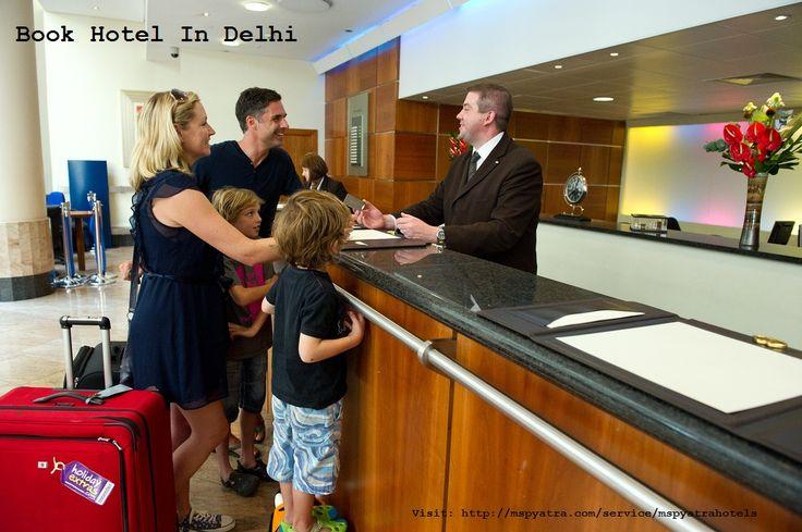 Book Hotel In DelhiBooking Air Ticket Online
