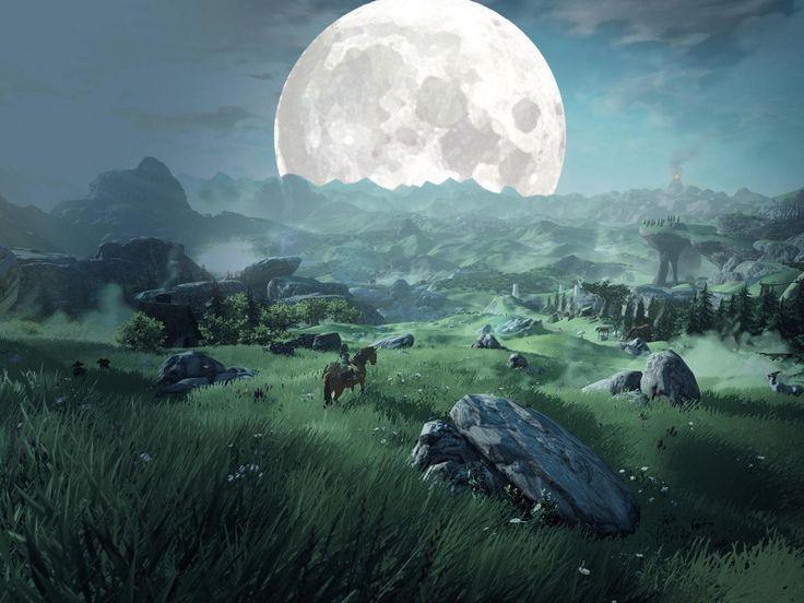 The Legend of Zelda Wii U 1600x1200 wallpaper download