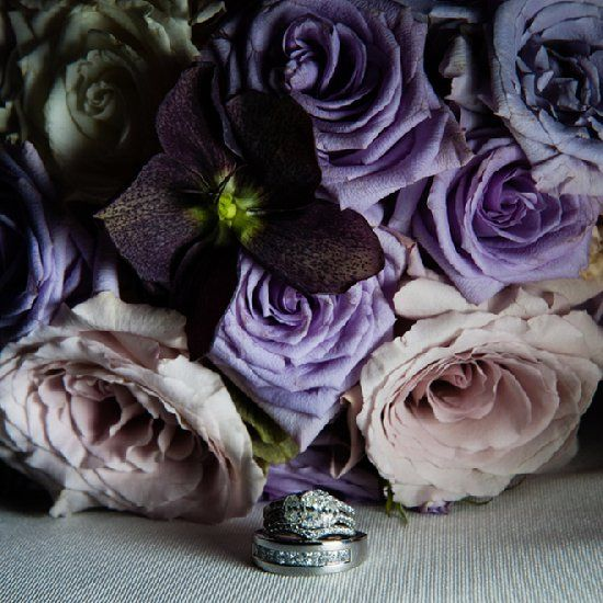 A beautiful Lilac Traditional Wedding with Old Hollywood Vibe