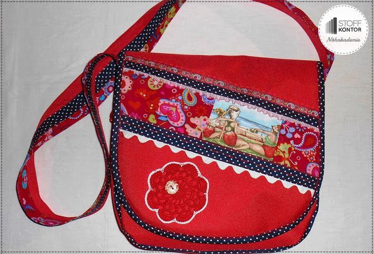 Kostenlose Nähanleitung für eine Tasche
