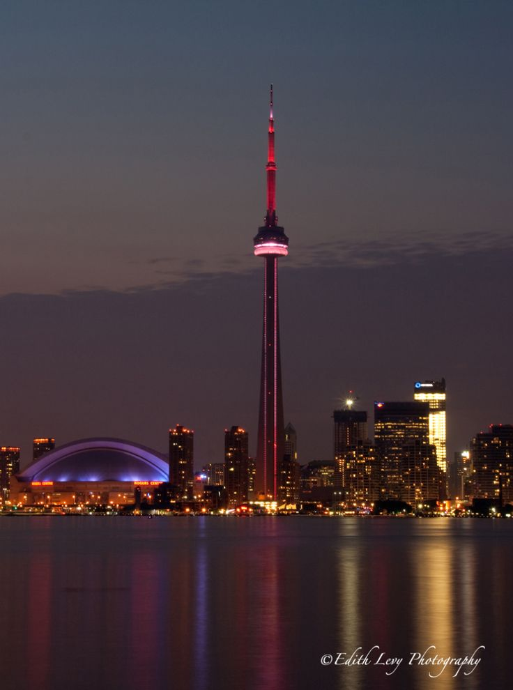 Toronto Skyline_CN Tower