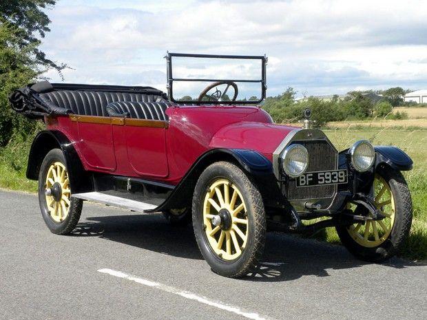 1915 Oldsmobile Model 43 Tourer Oldsmobile Motors