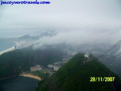 Subida al Pan de Azúcar  #riodejaneiro #brasil http://www.pacoyverotravels.com/2014/06/visitar-rio-de-janeiro-en-tres-dias.html