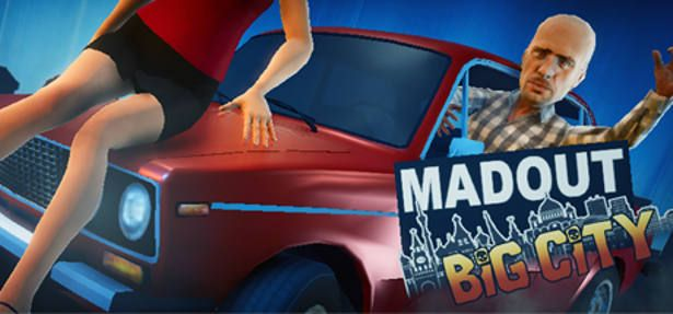 MadOut BIG City racing simulator launches on Linux, Mac and PC - https://wp.me/p7qsja-cwb, #Mac, #MadoutGames, #Pc, #Racing, #Simulator
