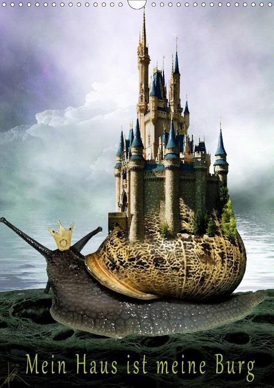 Mein Haus ist meine Burg - CALVENDO