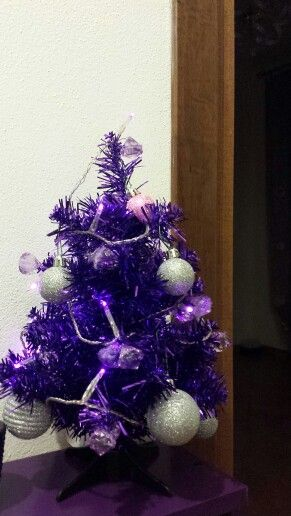 Four christmas tree...