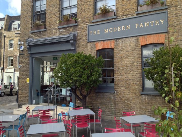 The Modern Pantry in Clerkenwell, Greater London