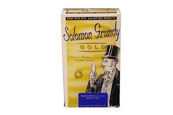 Solomon Grundy Gold Blush Rose Wine Kit. Homebrew supplies online.