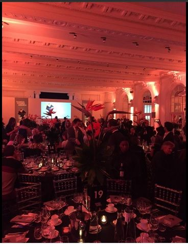 The Old Billiard Room & Annex in Full Swing for Fashion Futures Awards