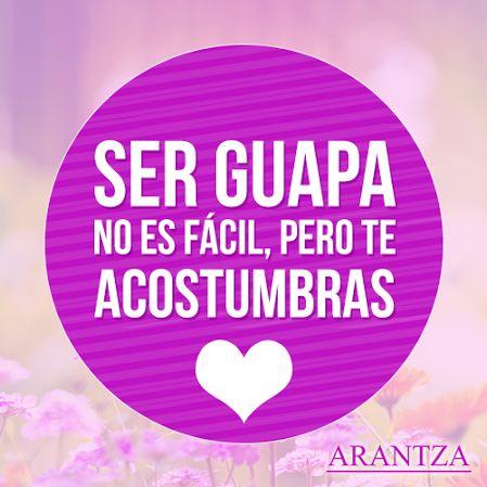 Frases Mujeres / Frases Guapas / Frases Moda
