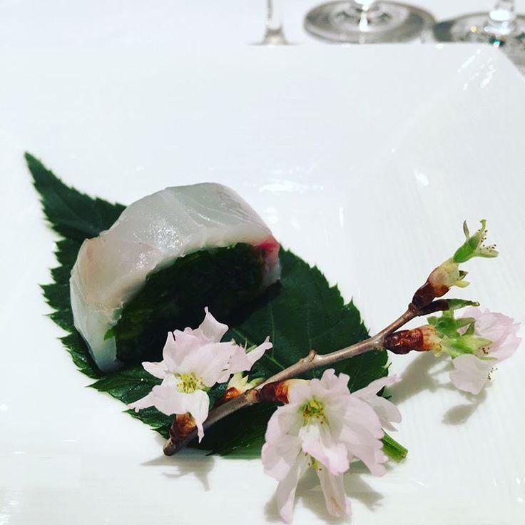 ・ ��PRIMAVERA�� と名付けららた一夜限りのメニューのディナーにお誘い頂きました�� テーブルの上に春がいっぱいでした�� ・ 絶品だった桜鯛の桜〆(前菜の前のアミューズ)から始まり…… えっ⁈イタリアンなのに桜餅?と思ってしまったアイスのデザートまで�� ・ 怒涛の3月の疲れも吹き飛ぶような、華やかな幸せなひとときでした�� #ごちそうさまでした ・ #ディナー  #ホワイトアスパラガス  #黒トリュフ  #オムレツ  #カプレーゼ  #スパゲティー  #ヒラメ  #仔羊肉  #春 #桜  #桜のデザート  #自然農の野菜  #primavera  #ristorante  #aso  #華やか  #幸せ http://www.butimag.com/ristorante/post/1477588734199629404_1386460281/?code=BSBcyAKFoZc