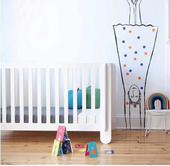 Modern Nursery Furniture from Oeuf