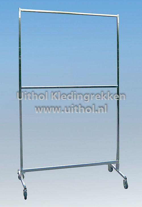 W.G. Uithol Fabricage en verkoop van kledingrekken, marktkramen, etc. (kledingrek, marktkraam)