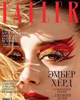 Tatler №1 январь 2018 #татлер #tatler #мода #fashion #style #женскийжурнал