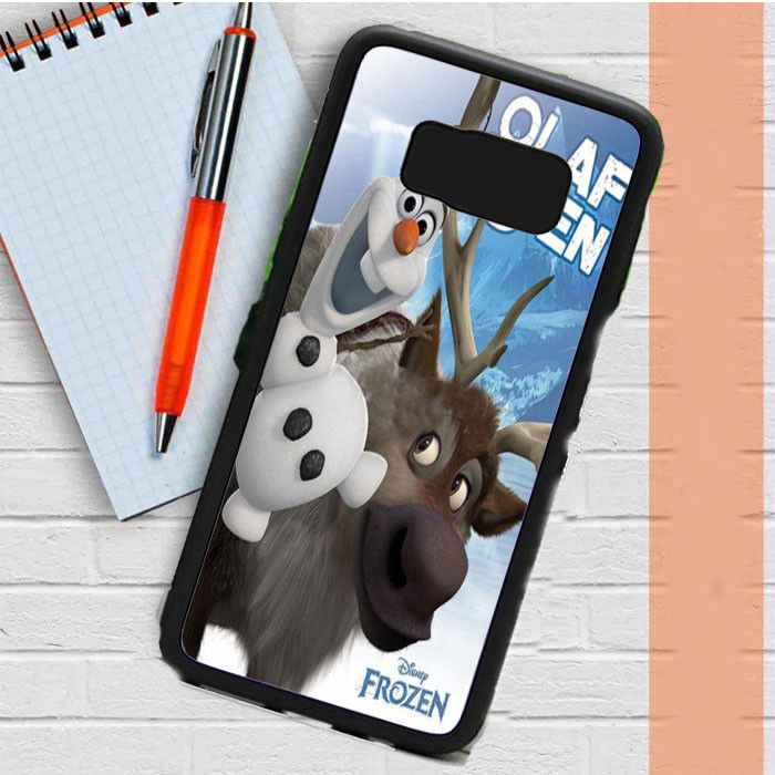 Olaf And Sven Color Samsung Galaxy S8 Plus Case Casefreed