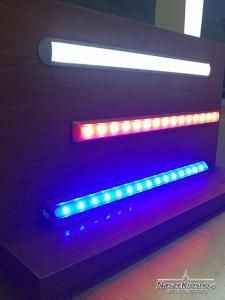 Profile aluminiowe do taśm LED, kostka brukowa LED RGB, Oświetlenie światłowodowe-GWIEŻDZISTE NIEBO,LED LAMPY,ŻARÓWKI LED