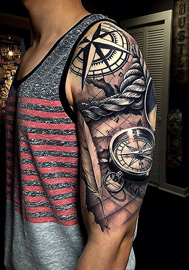 Arm motive tattoos männer 100 Familien