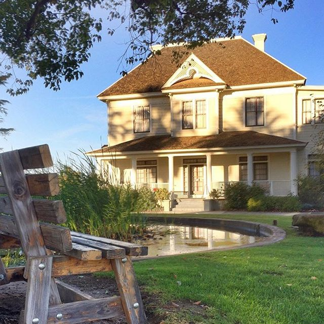 Visit @riverparkwaytrust And Experience Fresno's Backyard