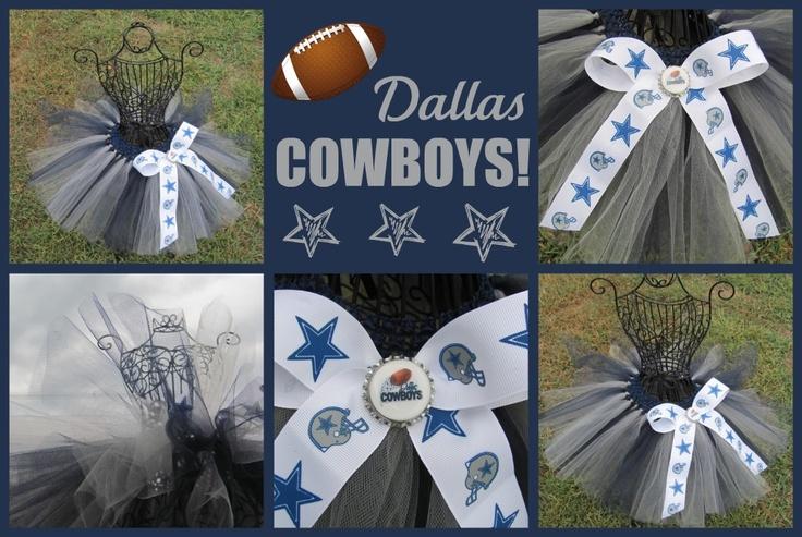 ♥Dallas Cowboys TuTu!♥