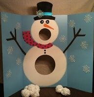 kids christmas party ideas - Bing Images  Website does not go to pattern!!!