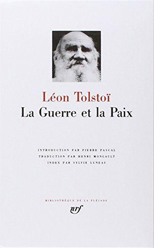 Amazon.fr - Tolstoï : La Guerre et la Paix - Léon Tolstoï - Livres