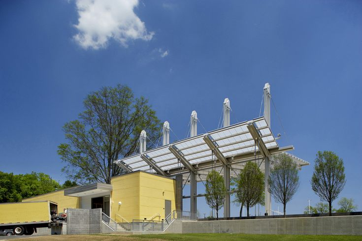 Gallery of Fayetteville Festival Park / Pearce Brinkley Cease + Lee PA - 9